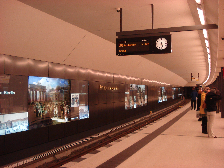 U-Bahn Cabrio