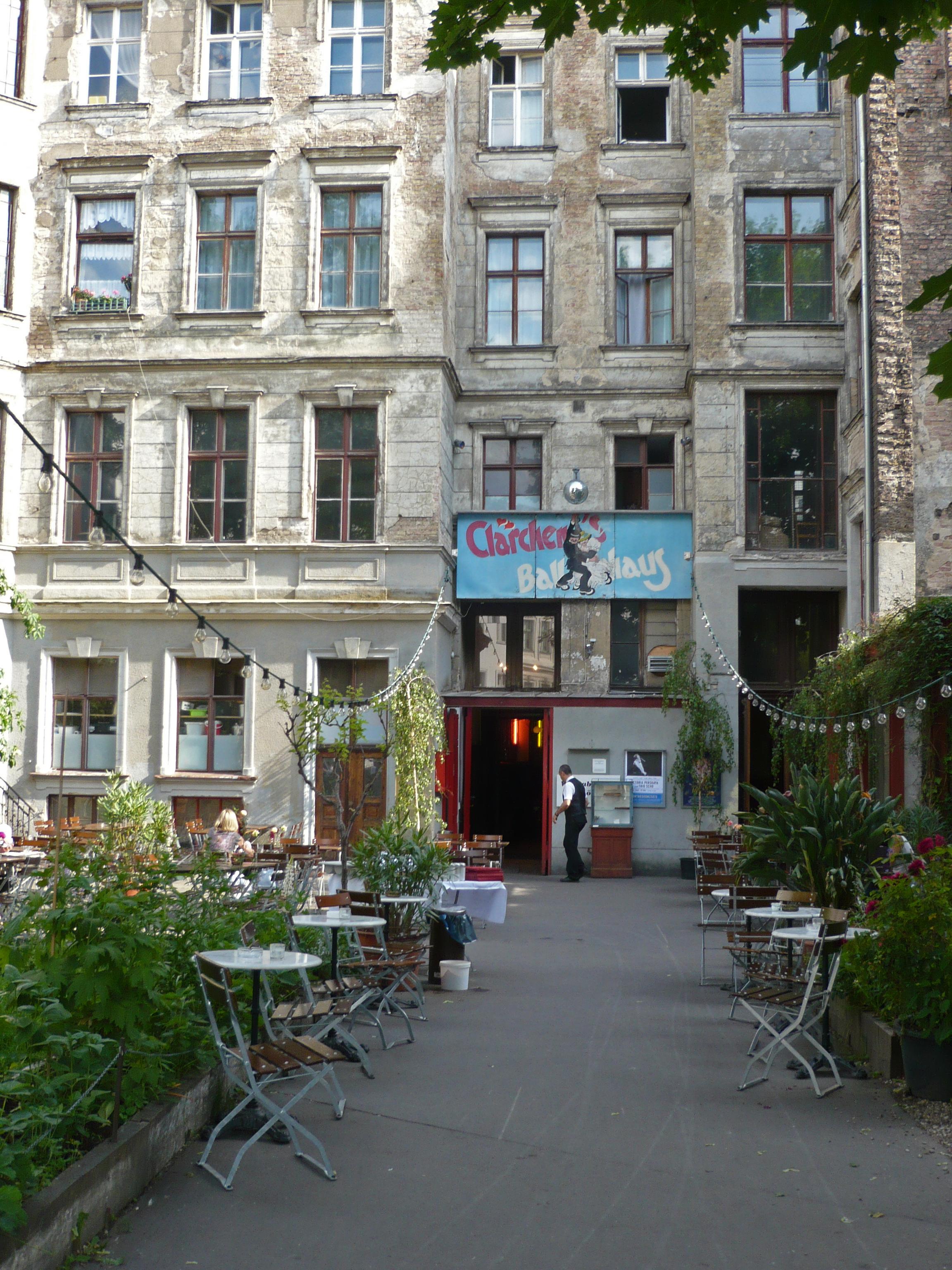 Clärchens Ballhaus. Foto: Per Gadegaard