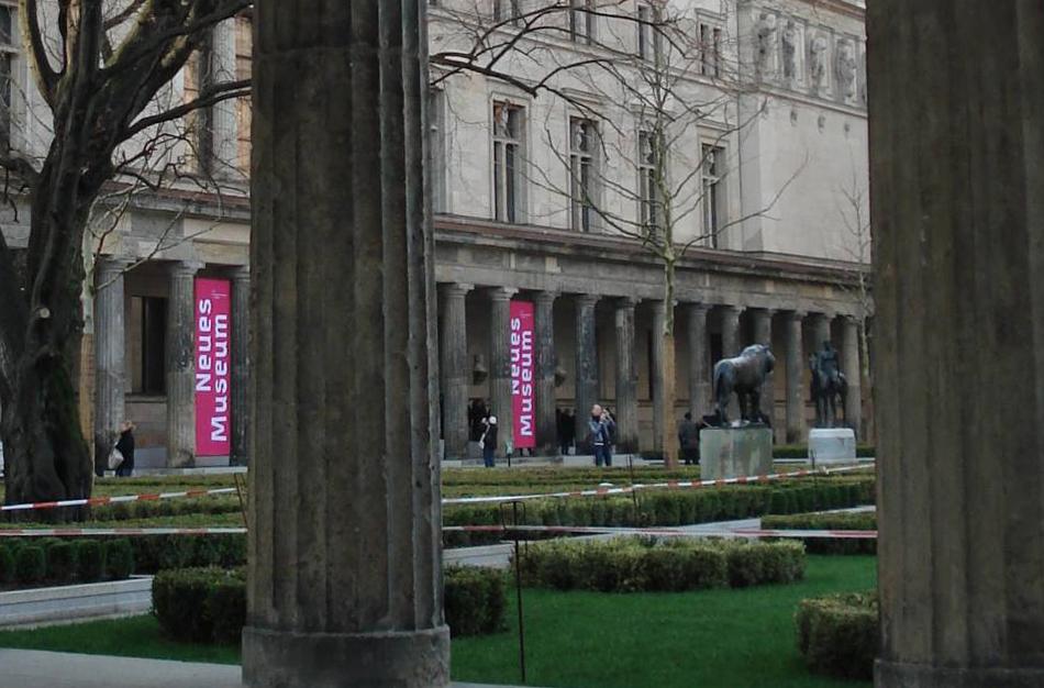 Neues Museum. Foto: Kirsten Andersen
