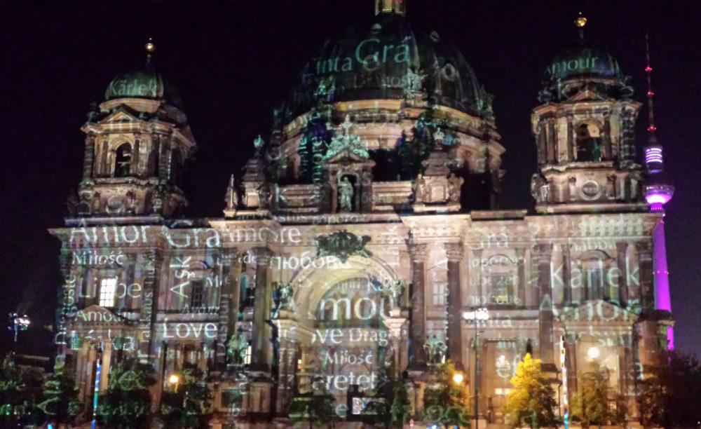 Oktober-oplevelser i Berlin