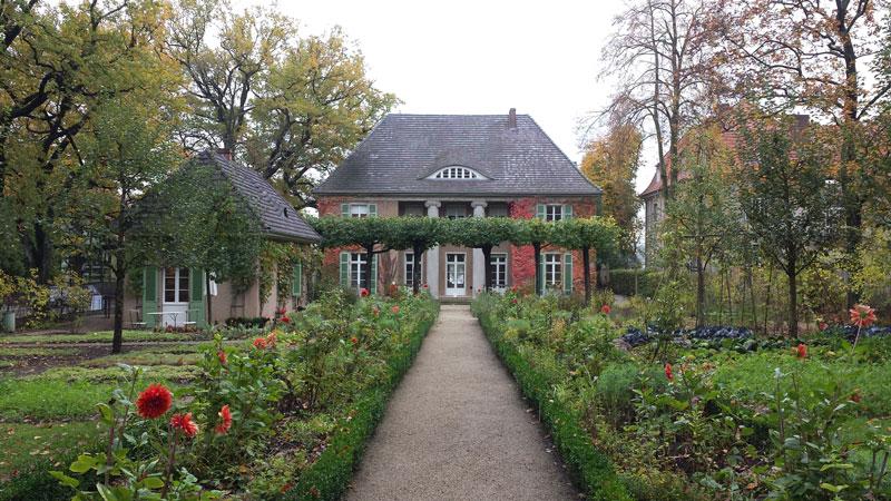Liebermann Villa am Wannsee. Foto: Kirsten Andersen