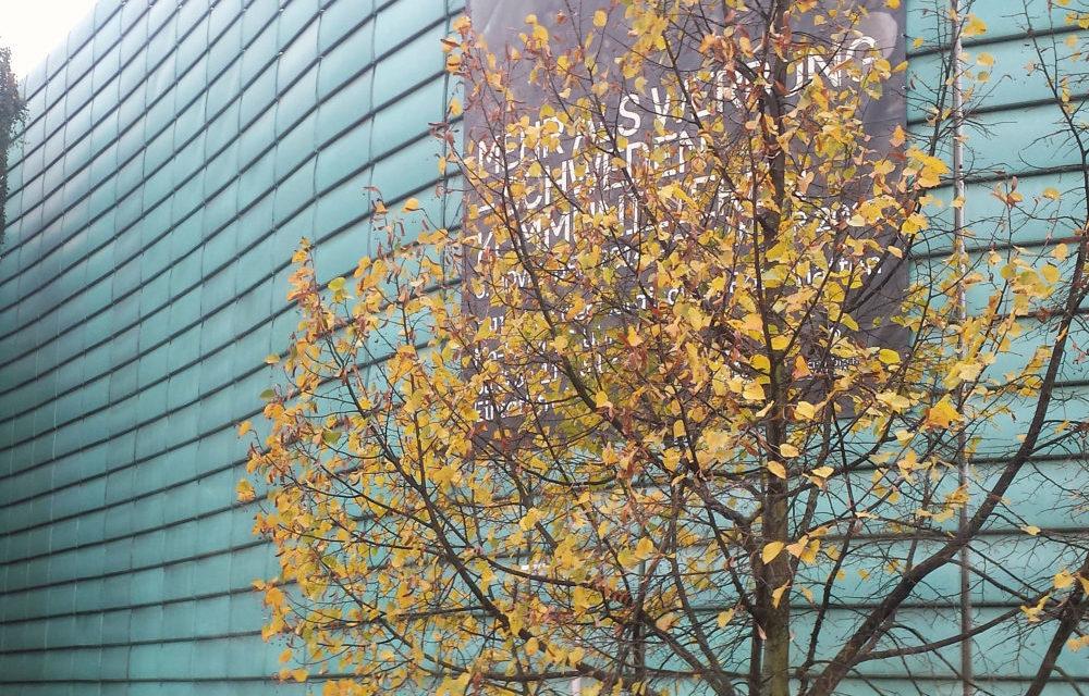 Carl Nielsen udstilling i Nordische Botschaften