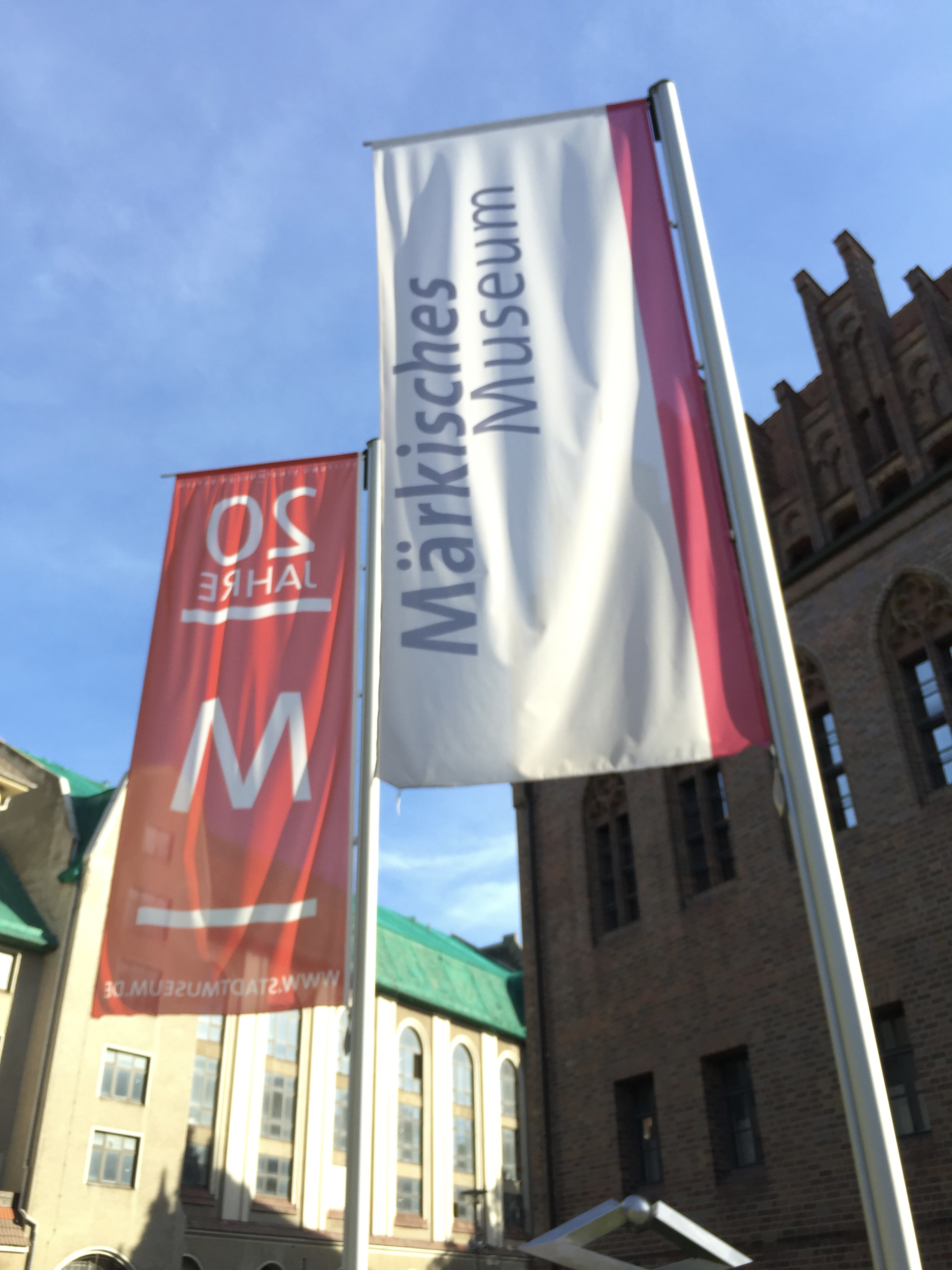 Märkisches Museum – 70 år efter genåbning