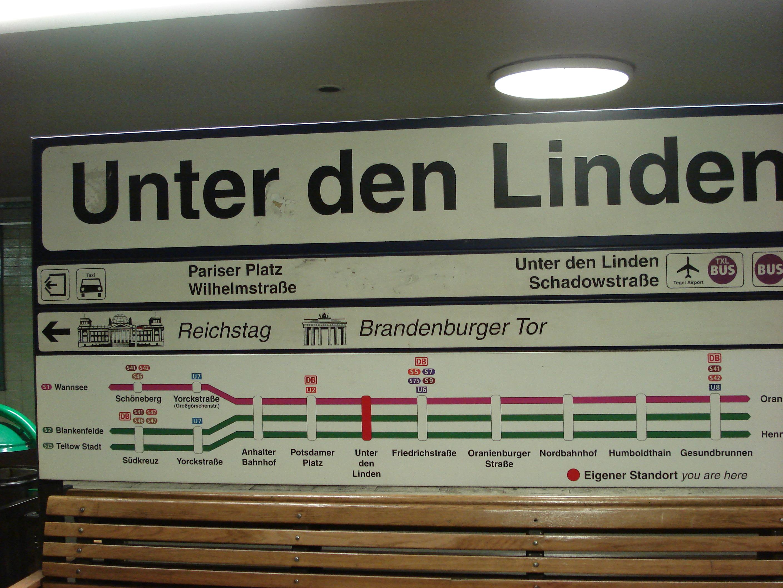 Udstilling om DDR's spøgelsesbanegårde