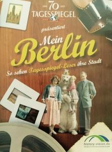 Cover til DVD'en Mein Berlin. Foto: Kirsten Andersen
