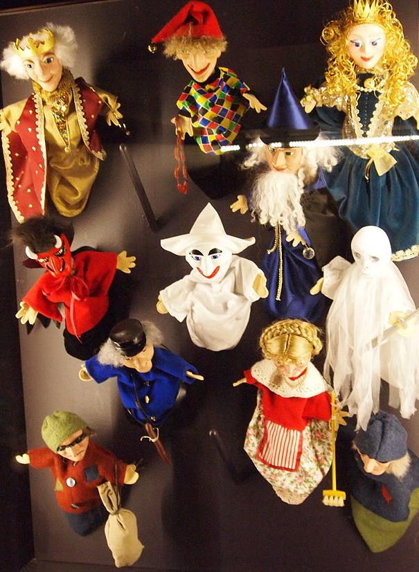 Museum for dukketeater i Berlin