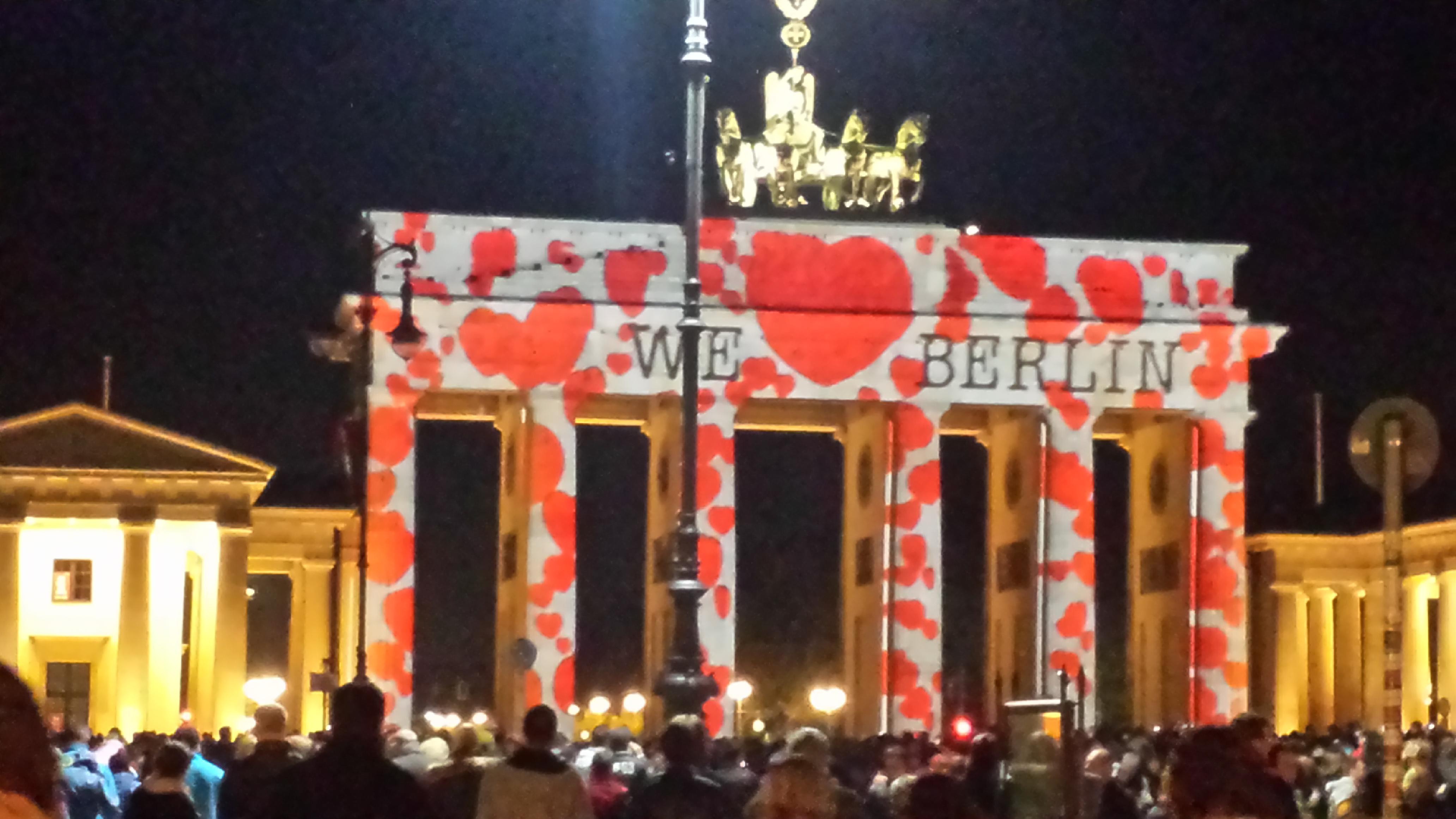 Valentinsdag i Berlin