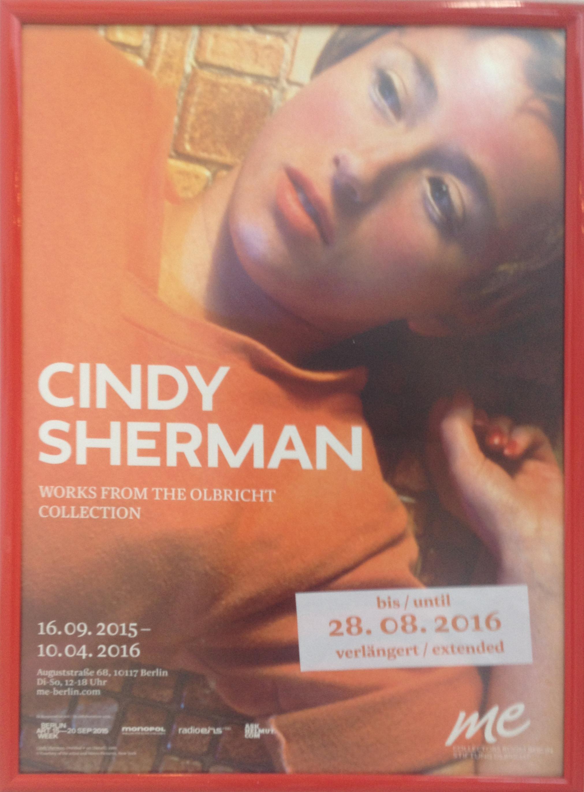 Cindy Sherman i Me Collectors Room