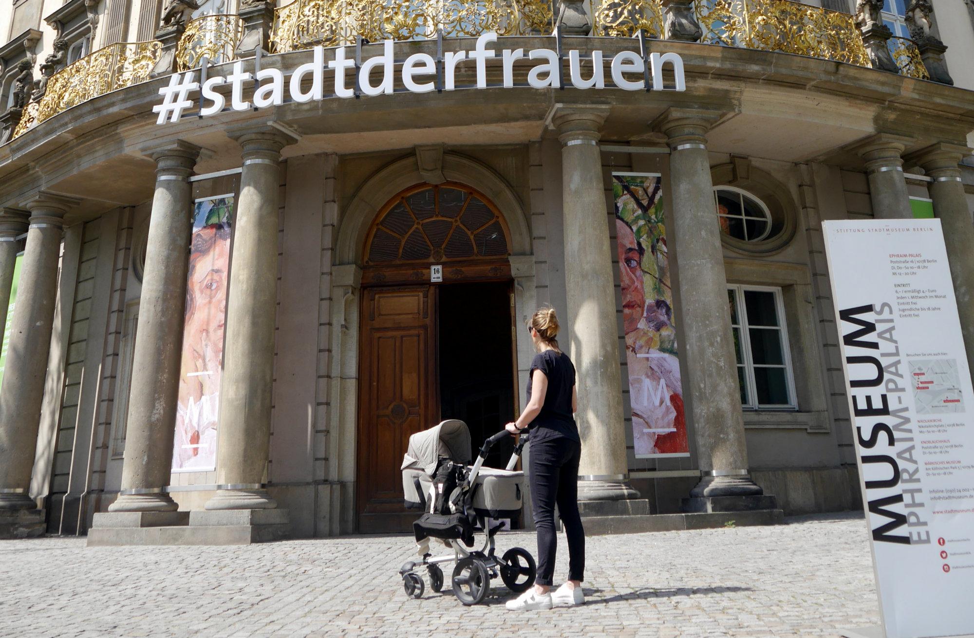 Tag Baby med på museum