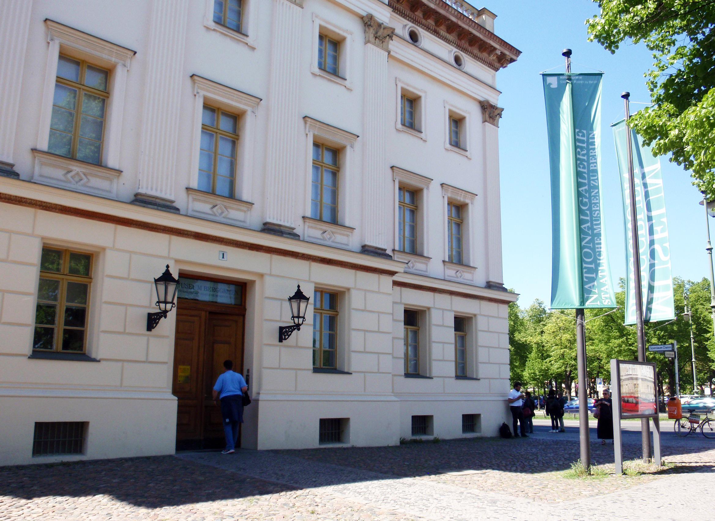 Museum Berggruen genåbnet