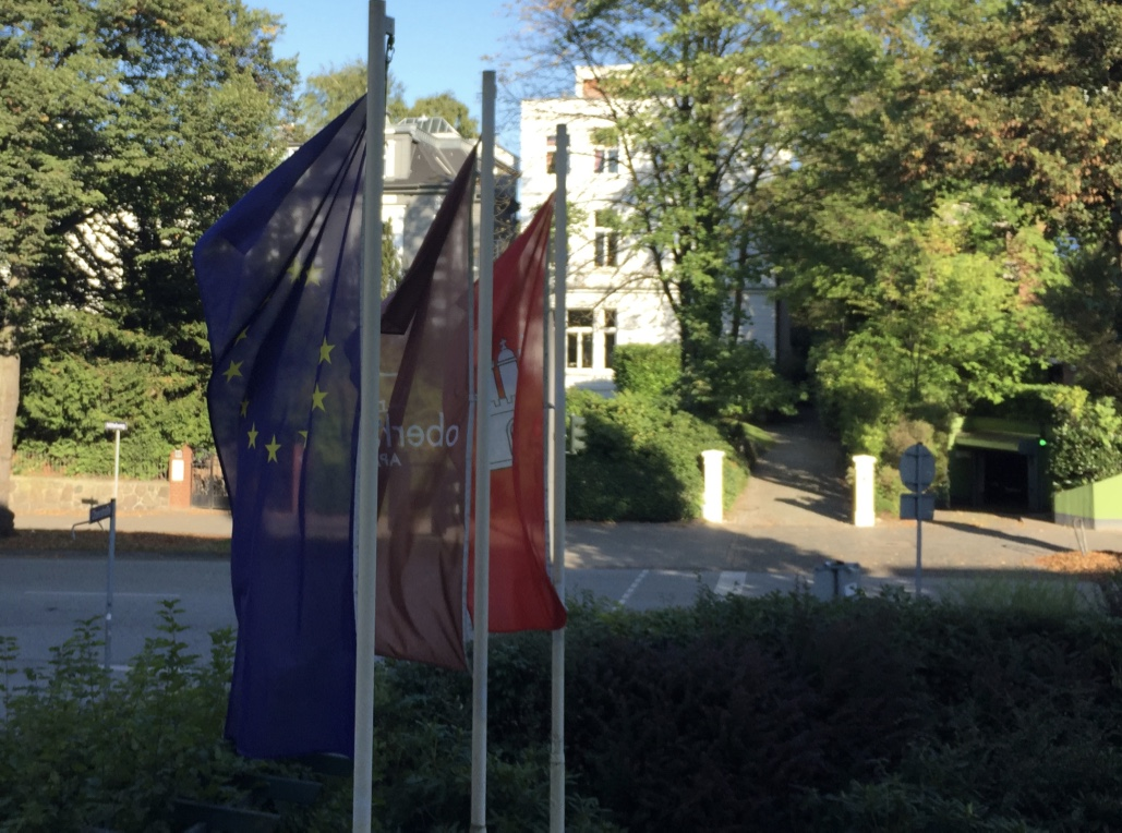 Lidt om Happydays' hotel i Hamborg