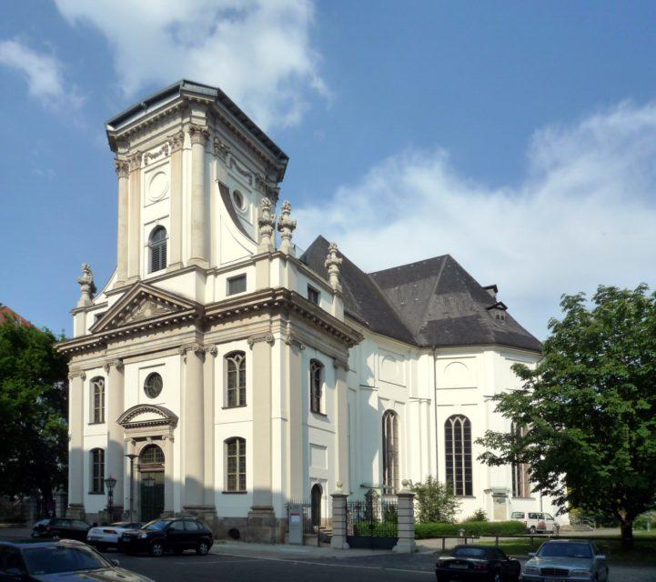 Nyt klokketårn på Parochialkirche