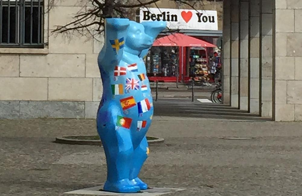 United Buddy Bears tilbage i Berlin