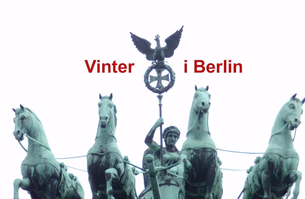 Vinterferie i Berlin