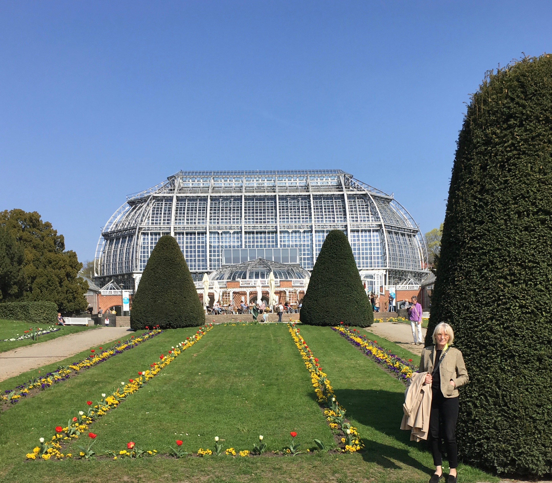 Botanisk have og IGA