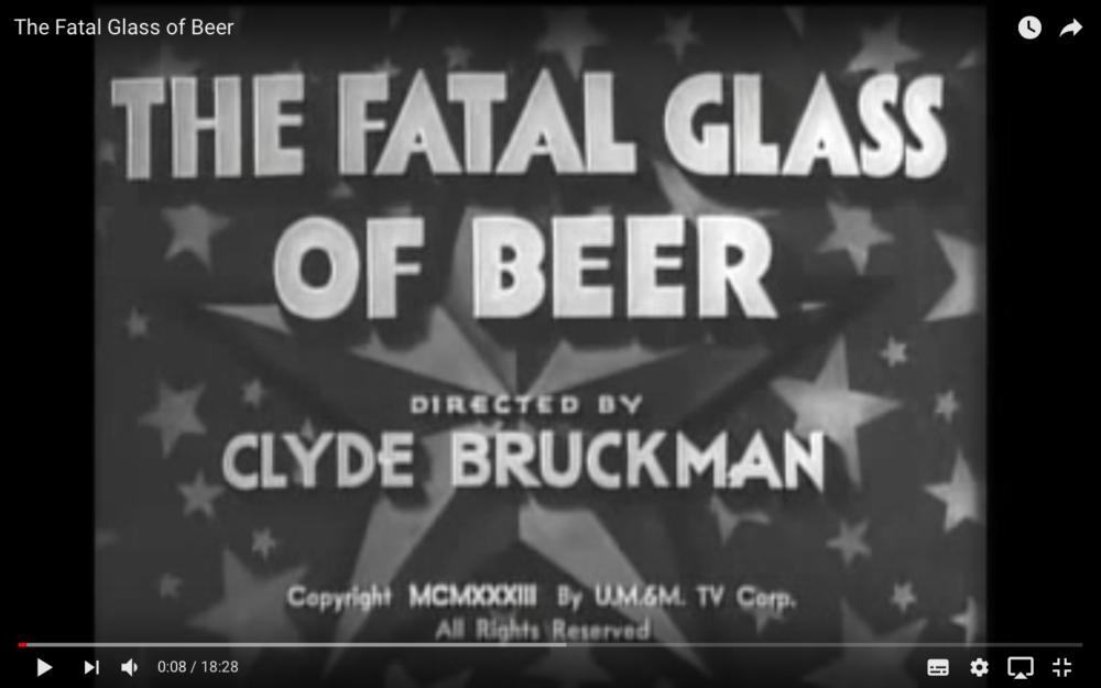 Øllet blev hans skæbne…